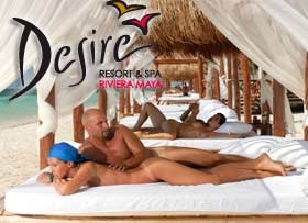 resorts cancun Nudist in